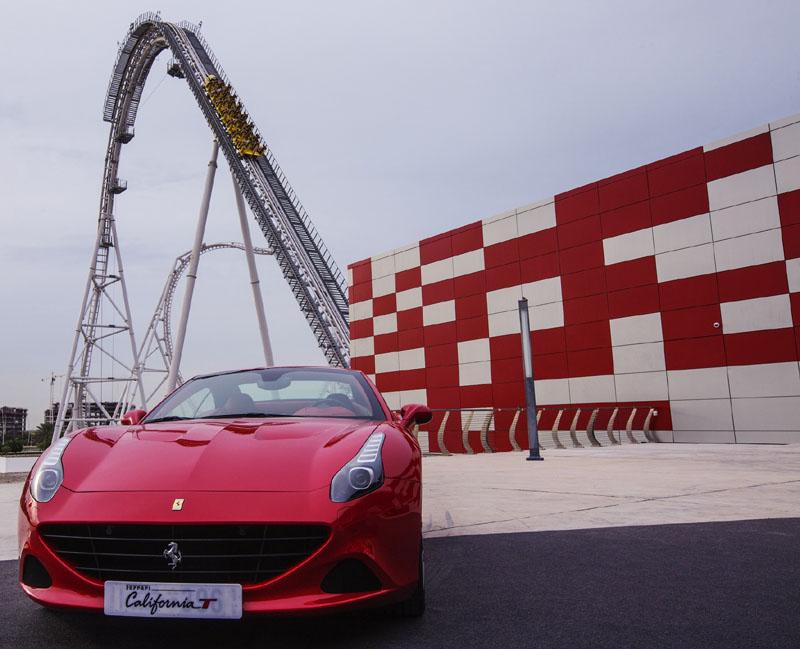 Ferrari World Abu Dhabi als perfekte Stopover-Destination