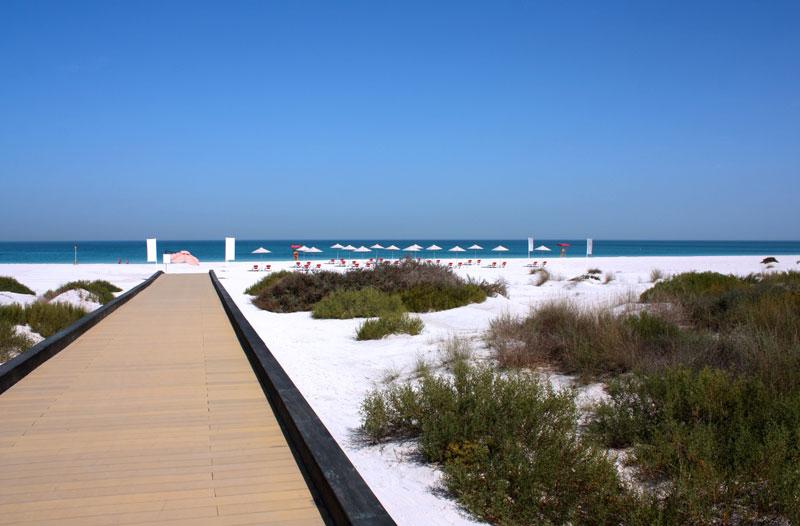Abi Dhabi Strand