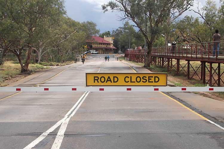 Sturmtief in Südaustralien © Annika Schulze