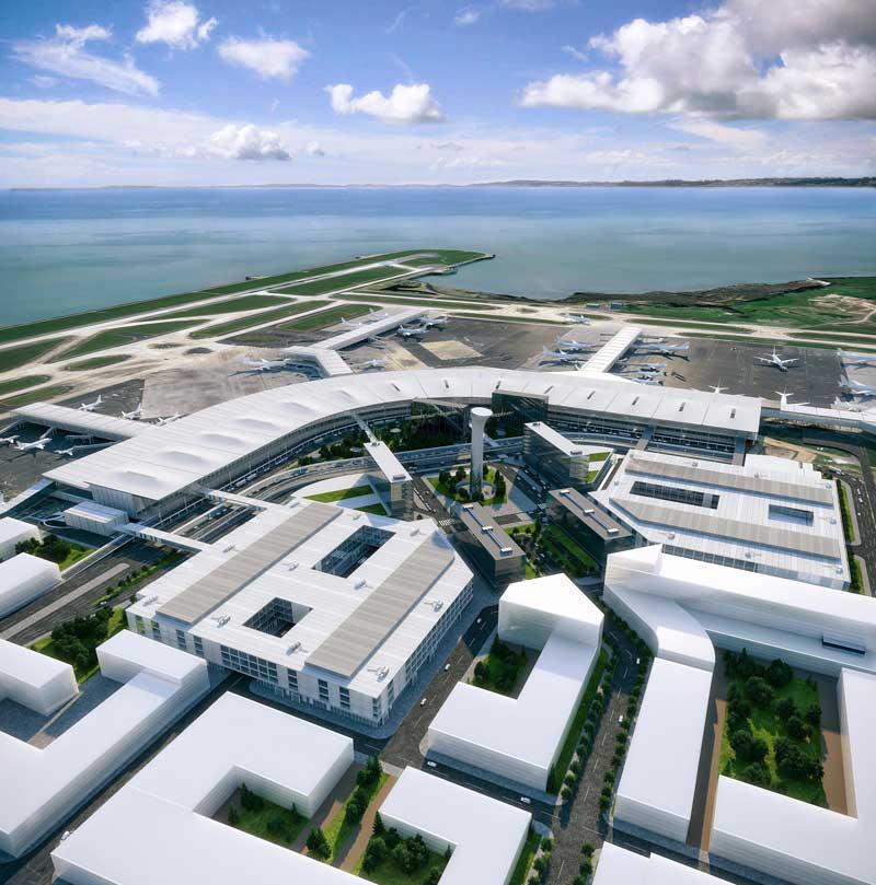 Auckland Airport - Terminal