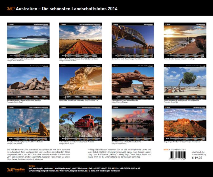 Australienkalender
