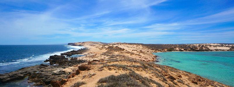 Dirk Hartog Island - Surf Point