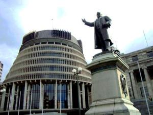 neuseeländisches Parlament