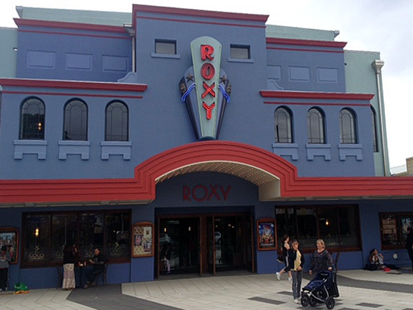 Roxy Kino in Wellington