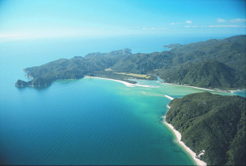 © Foto: NelsonNZ ; Ort: Abel Tasman Nationalpark