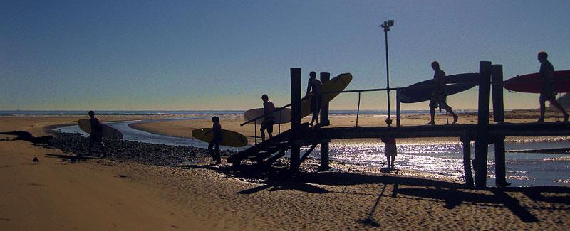 SpotX Surfcamp