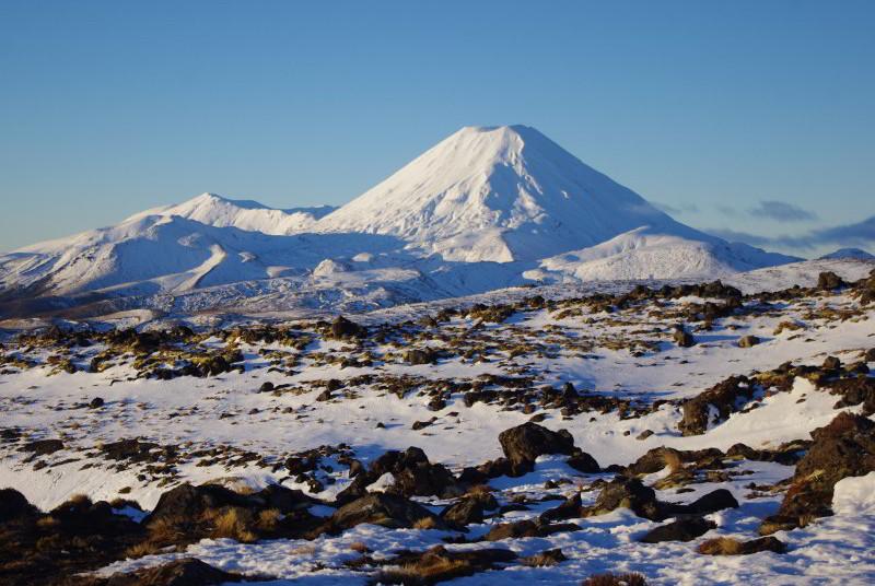 Winter in NZ - Vorsicht beim Wandern!