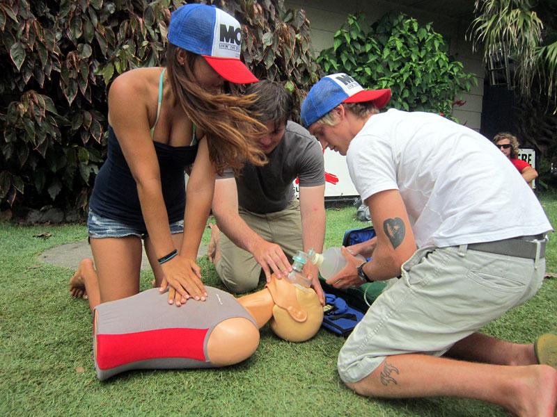 First Aid Kurs