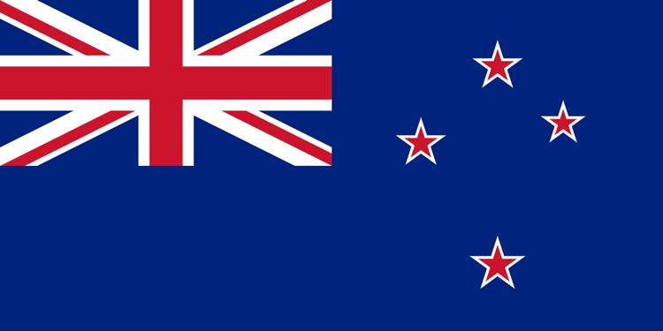 Bisherige neuseeländische Flagge