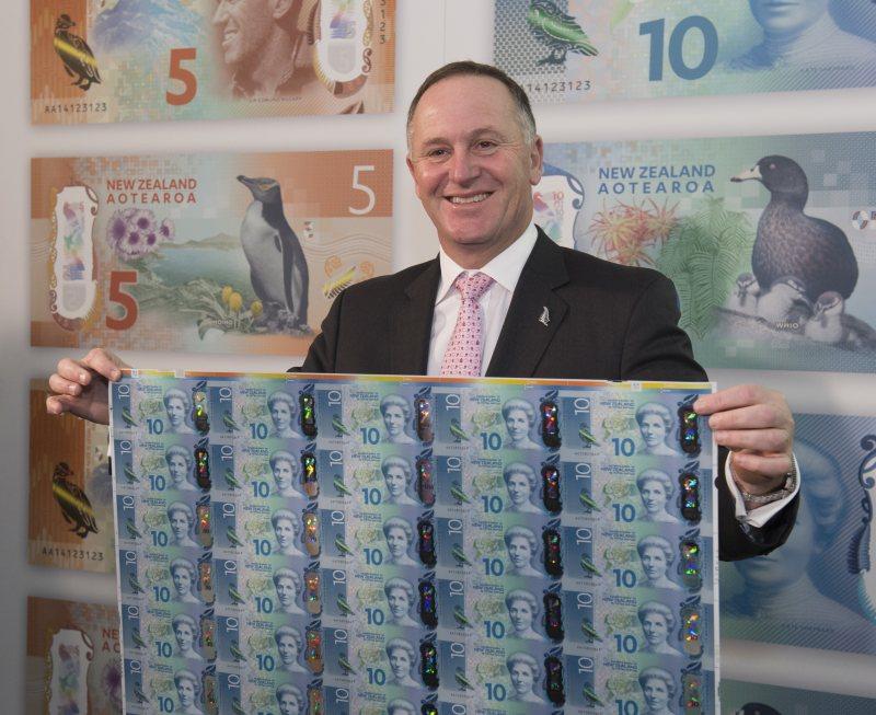 Neuseeland bekommt neues Geld