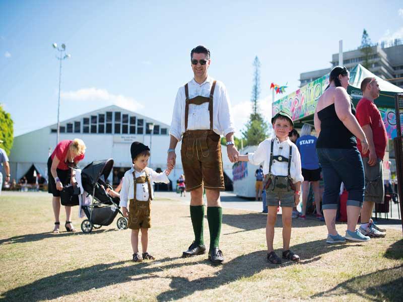 Deutsches Oktoberfest in Brisbane