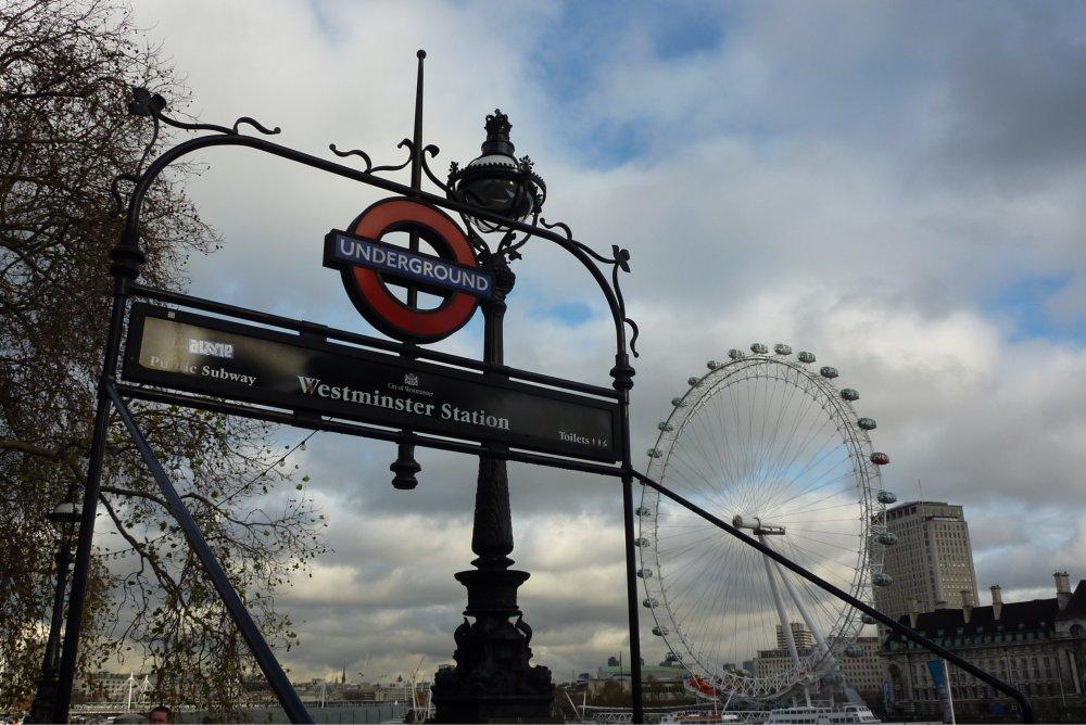 London mit Aussicht