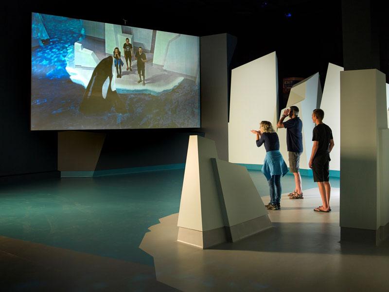 """Antarctic Journey"": Virtuell ins ewige Eis"