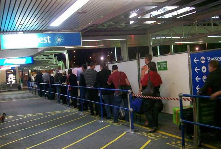 Einreisekontrollen für Australien