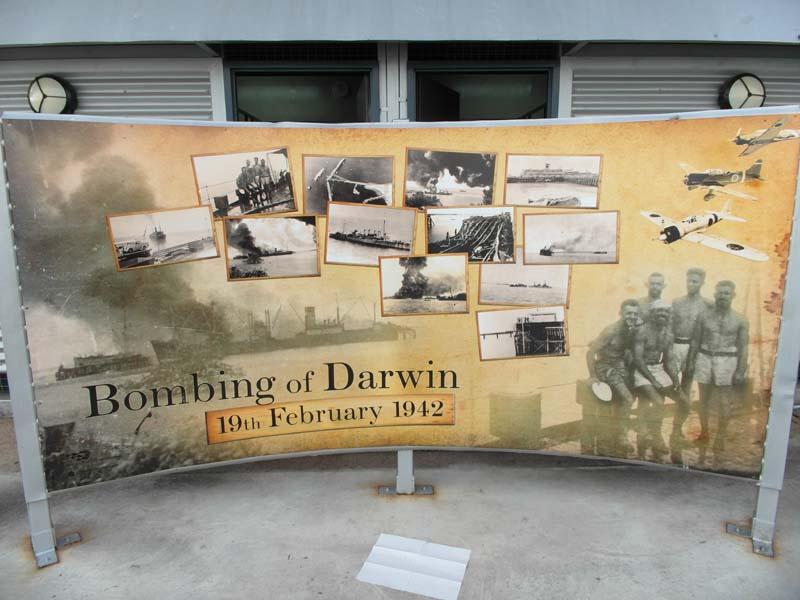 AUSTRALIEN NEWS: Bombardierung Darwins als Touristenattraktion