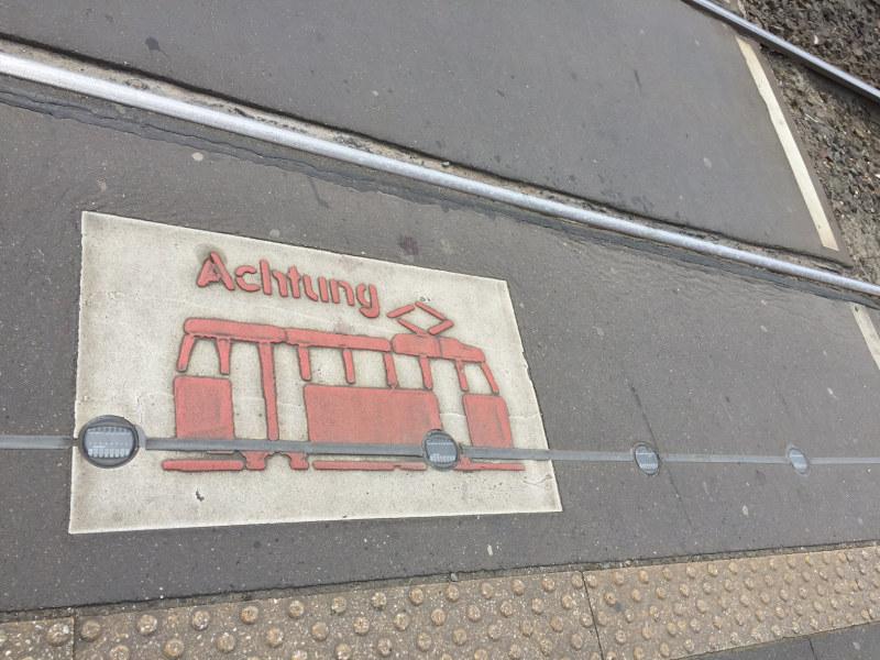 Bodenampeln in Köln