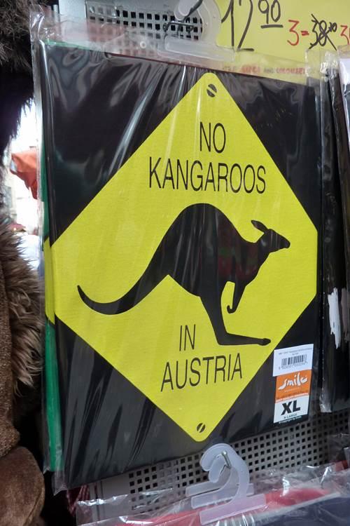 Keine Beuteltiere in Österreich