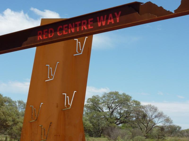Auf ins Red Centre - hier gibt es noch Backpackerjobs!