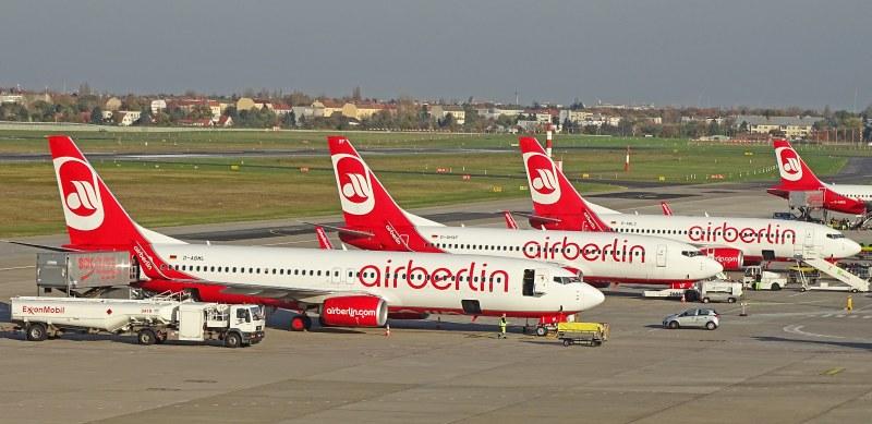 Air Berlin Flotte