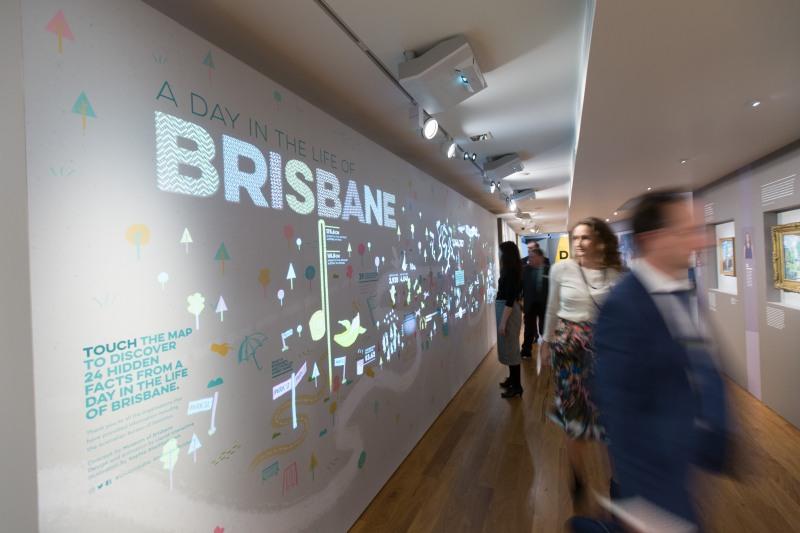 AUSTRALIEN NEWS: Neue Ausstellung in Brisbane: Blicke hinter die Kulissen der Einwohner