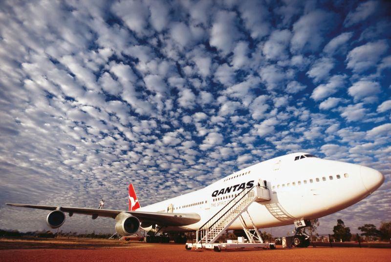 Qantas fliegt ab sofort auch Non Stop von London nach Perth - in nur 17,5 Stunden!