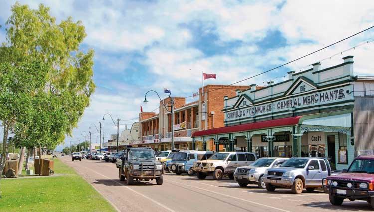 Winton, Outback, Queensland