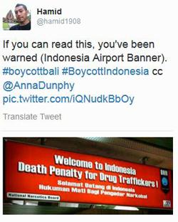 Befürworter von Bali