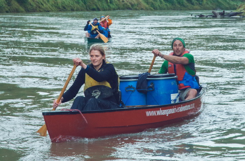 Die Whanganui Journey auf dem gleichnamigen Fluss ist ein beliebter Besucher-Magnet