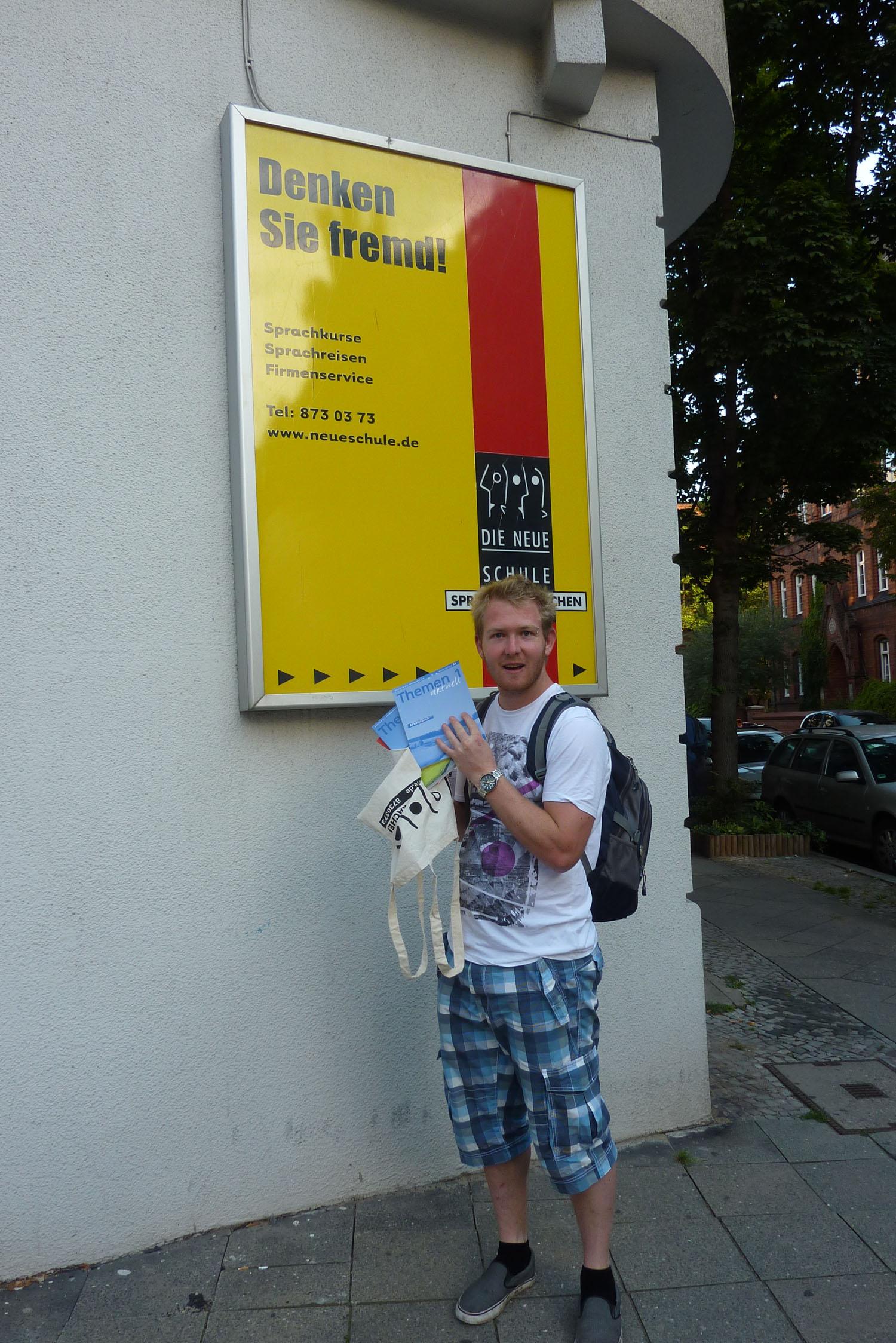 Die Neue Schule in Berlin