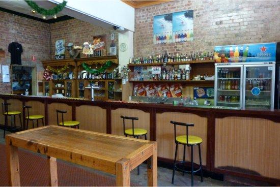 Der Pub, in dem sich beide kennenlernten